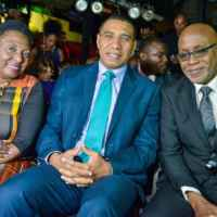 Babsy, Andrew Holness PM, KC